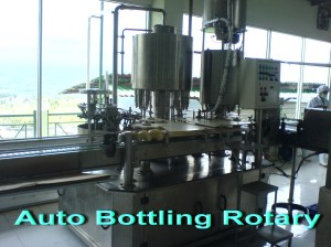 Auto Bottling Rotary